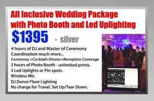 -Silver Package All Inclusive DJ
