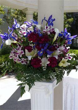 columns_flowers